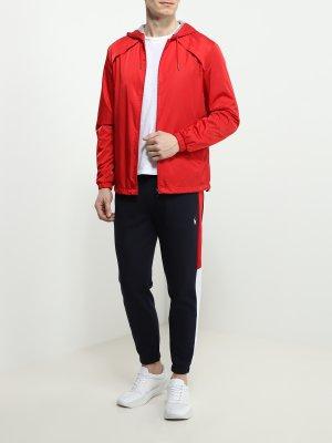 Куртка Trussardi Jeans. Цвет: krasnyy