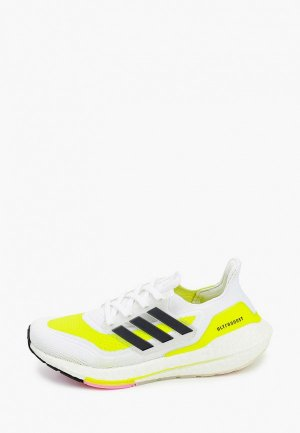 Кроссовки adidas ULTRABOOST 21 W. Цвет: белый