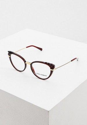 Оправа Dolce&Gabbana DG5051 550. Цвет: бордовый