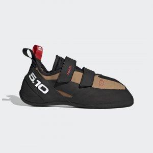 Скальные туфли Five Ten NIAD VCS adidas. Цвет: черный