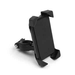 Велосипедный держатель для телефона luazon, до 185*95 мм, чёрный Luazon Home