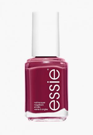 Лак для ногтей Essie Зимняя коллекция 2018, 589, бордовый , Hear me aurora, 13.5 мл. Цвет: бордовый