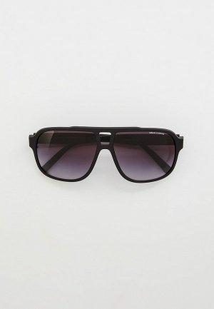 Очки солнцезащитные Armani Exchange AX4104S 80788G. Цвет: черный