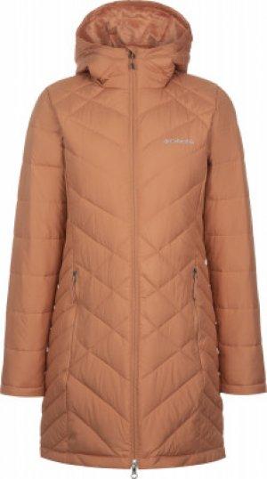 Куртка утепленная женская Heavenly™, размер 46 Columbia. Цвет: розовый