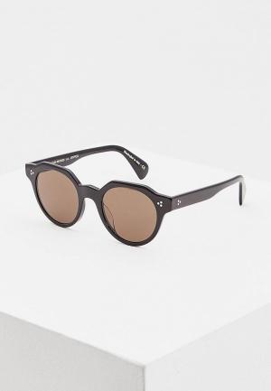 Очки солнцезащитные Oliver Peoples OV5378SU 100571. Цвет: черный