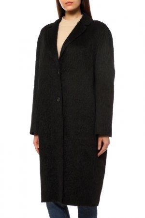 Пальто Luisa Cerano. Цвет: черный