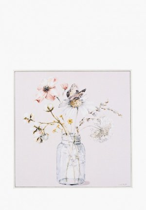 Картина Артвест 30х30 см. Цвет: разноцветный