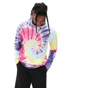 Пуловер New Age VANS. Цвет: мульти
