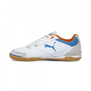 Бутсы Ibero Futsal Boots PUMA. Цвет: белый