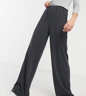 Темно-серые брюки Bell-Черный цвет Dr Denim Tall