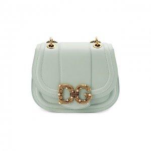 Сумка DG Amore Dolce & Gabbana. Цвет: зелёный