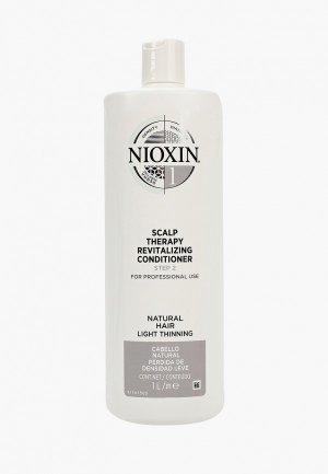 Кондиционер для волос Nioxin увлажнения система 1 1000 мл.. Цвет: белый