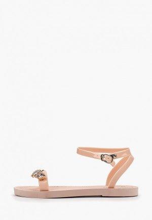 Сандалии Marco Bonne`. Цвет: розовый