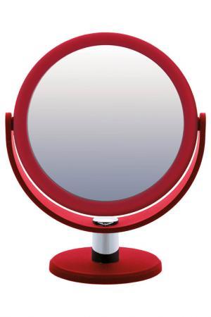 Зеркало косметологическое Gezatone. Цвет: красный