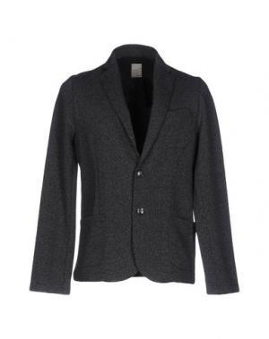 Пиджак KAOS. Цвет: стальной серый