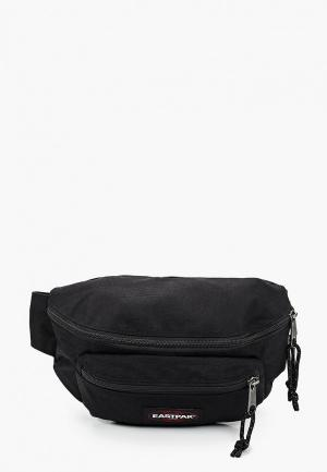 Сумка поясная Eastpak DOGGY BAG. Цвет: черный