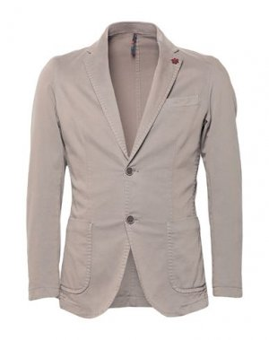 Пиджак OUTFIT. Цвет: хаки