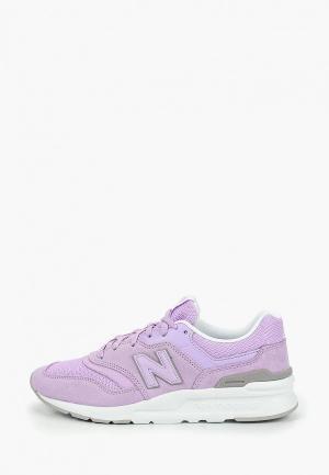 Кроссовки New Balance 997Hv1. Цвет: фиолетовый