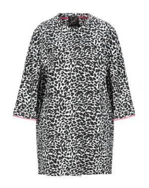 Легкое пальто G.SEL. Цвет: черный