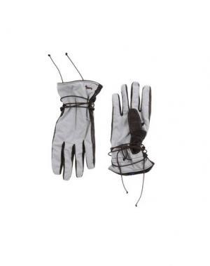 Перчатки HARMONT&BLAINE. Цвет: темно-коричневый