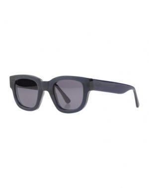 Солнечные очки ACNE STUDIOS. Цвет: черный