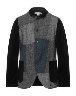 Пиджак COMME des GARÇONS SHIRT. Цвет: черный