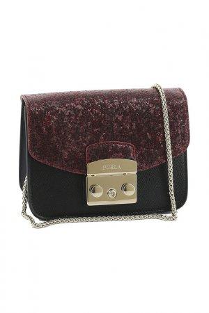 Крышка для сумки Furla. Цвет: бордовый