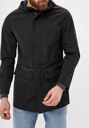 Куртка Casual Friday by Blend. Цвет: черный