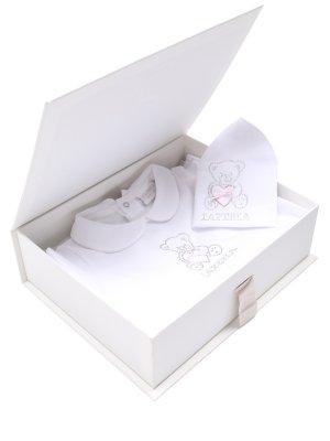 Комплект подарочный для девочки LA PERLA