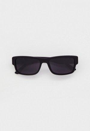 Очки солнцезащитные Greywolf GW5093. Цвет: черный
