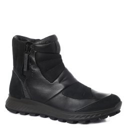 Ботинки 832473 черный ECCO