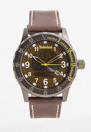 Часы Timberland. Цвет: хаки