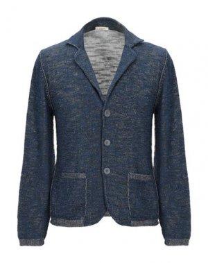 Пиджак BELLWOOD. Цвет: синий