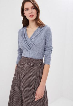 Пуловер Elit by Ter-Hakobyan. Цвет: голубой