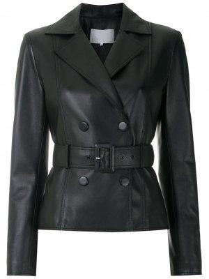 Куртка с поясом Nk. Цвет: черный