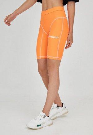 Шорты спортивные Eniland. Цвет: оранжевый