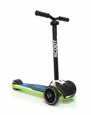 Самокаты и скейтборды SCOOT & RIDE. Цвет: синий