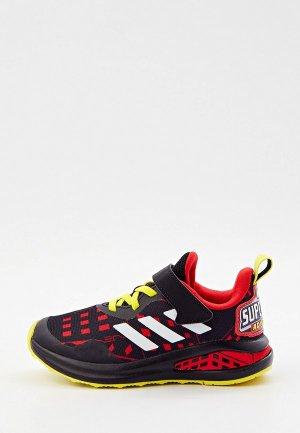 Кроссовки adidas FORTARUN SUPERHERO C. Цвет: черный
