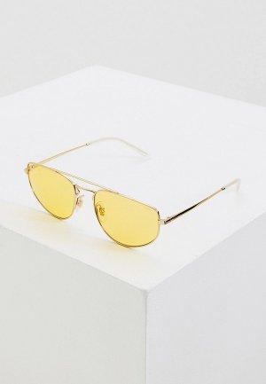 Очки солнцезащитные Ray-Ban® RB3668 001/Q1. Цвет: желтый