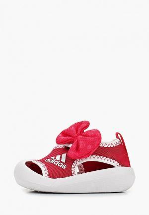 Сандалии adidas AltaVenture Minnie I. Цвет: красный