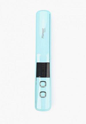 Выпрямитель для волос Pioneer HS-1003R. Цвет: бирюзовый