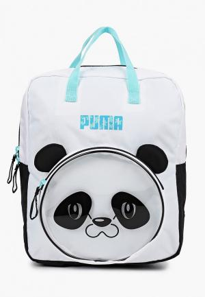 Рюкзак PUMA Animals Backpack. Цвет: белый
