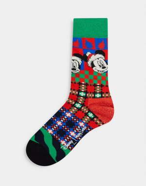 Носки с принтом x Disney-Мульти Happy Socks
