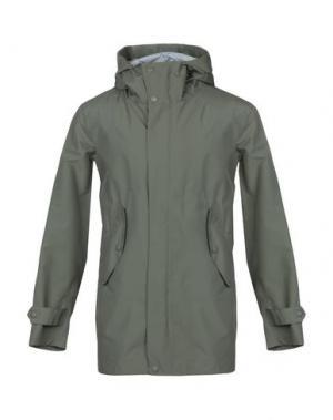 Легкое пальто BOMBOOGIE. Цвет: зеленый-милитари