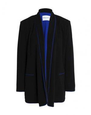 Пиджак VIONNET. Цвет: черный