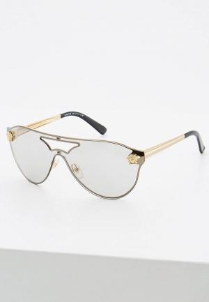 Очки солнцезащитные Versace VE2161 125213. Цвет: золотой