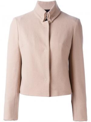 Свободная куртка Romeo Gigli Pre-Owned. Цвет: розовый