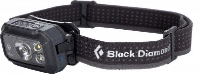 Фонарь налобный STORM 375 Black Diamond. Цвет: черный