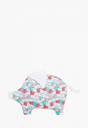 Подушка Крошка Я. Цвет: разноцветный