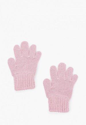 Перчатки Maximo. Цвет: розовый